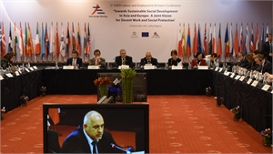 Official start of the 5th ASEM Labour and Employment Ministers' Conference